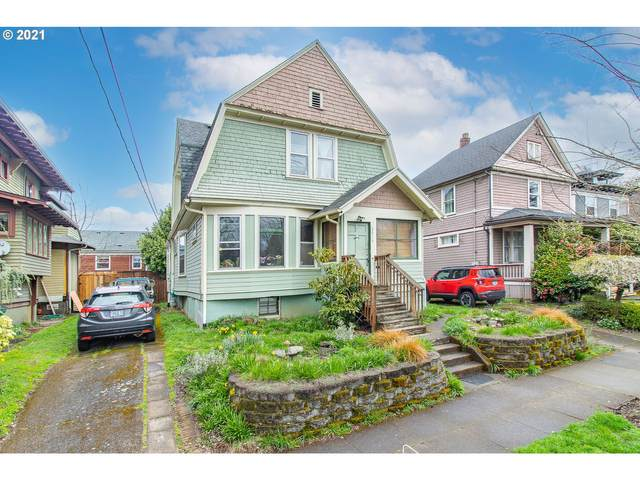 3915 SE Main St, Portland, OR 97214 (MLS #21189963) :: Next Home Realty Connection