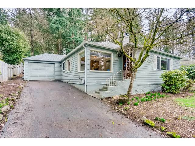 12100 SW Lesser Rd, Portland, OR 97219 (MLS #21189980) :: Fox Real Estate Group