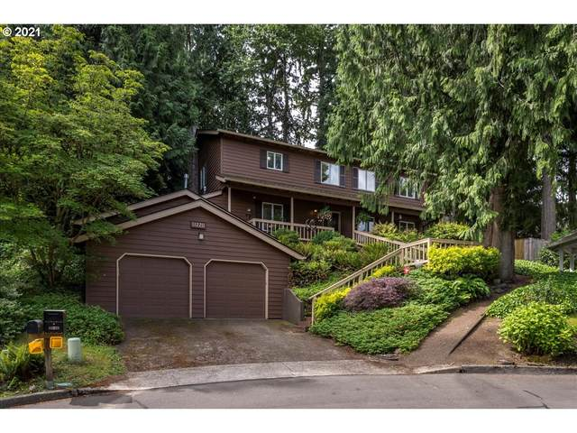 11220 SW Arbre Ct, Tigard, OR 97223 (MLS #21190032) :: McKillion Real Estate Group