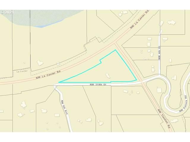 710 NW 319TH St, La Center, WA 98629 (MLS #21190358) :: Oregon Farm & Home Brokers