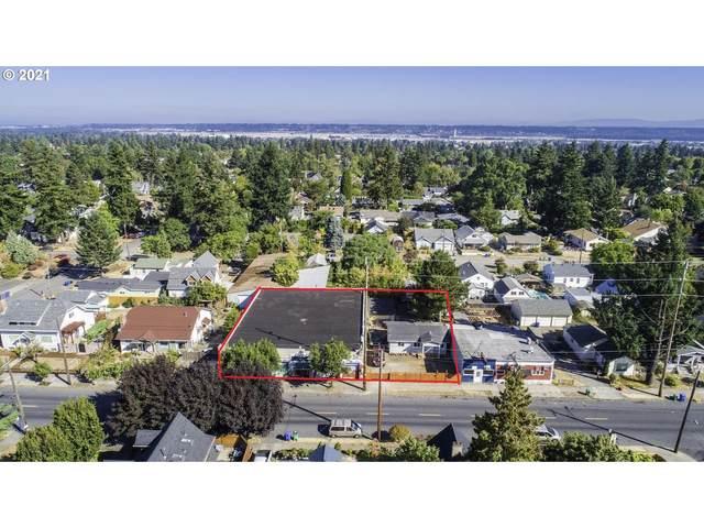 6125 NE Fremont St, Portland, OR 97213 (MLS #21190499) :: Premiere Property Group LLC