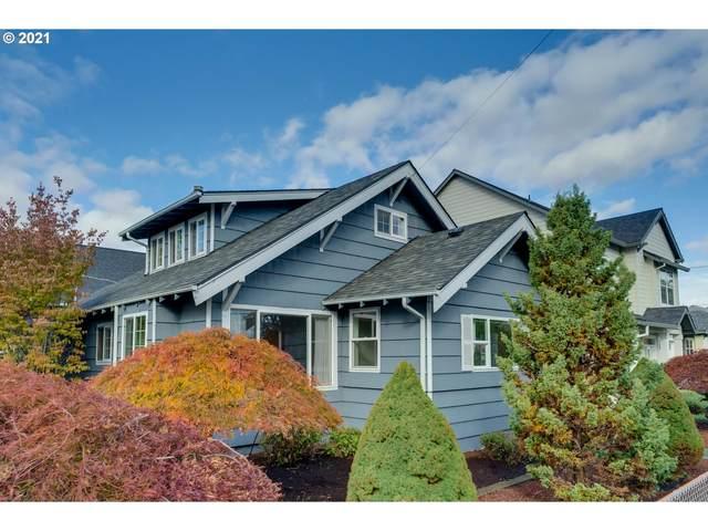 3553 SE 72ND Ave, Portland, OR 97206 (MLS #21190527) :: Holdhusen Real Estate Group