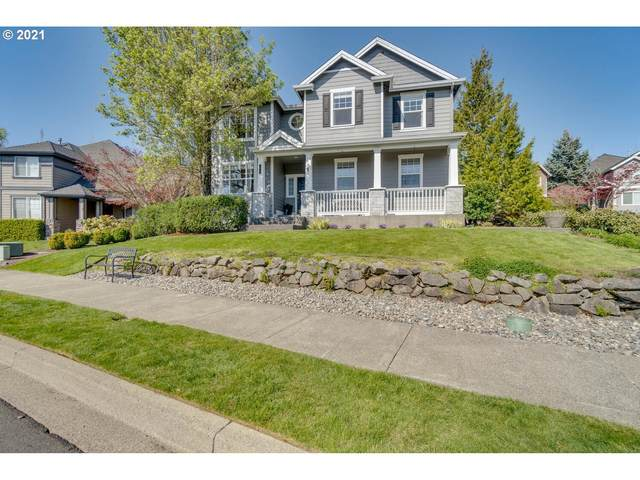 3725 NW 15TH Ave, Camas, WA 98607 (MLS #21190902) :: Premiere Property Group LLC