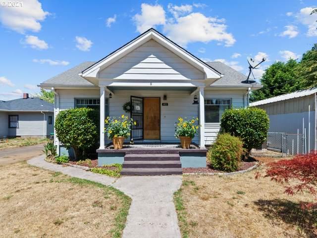 4921 NE Mason St, Portland, OR 97218 (MLS #21190954) :: Lux Properties