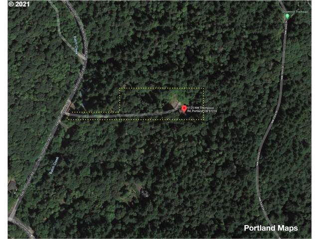 6125 NW Thompson Rd, Portland, OR 97210 (MLS #21191139) :: Holdhusen Real Estate Group
