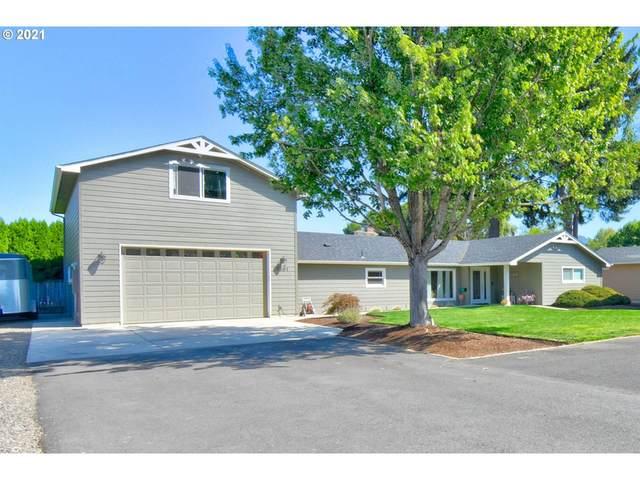 3301 Willakenzie Rd, Eugene, OR 97401 (MLS #21191317) :: Premiere Property Group LLC