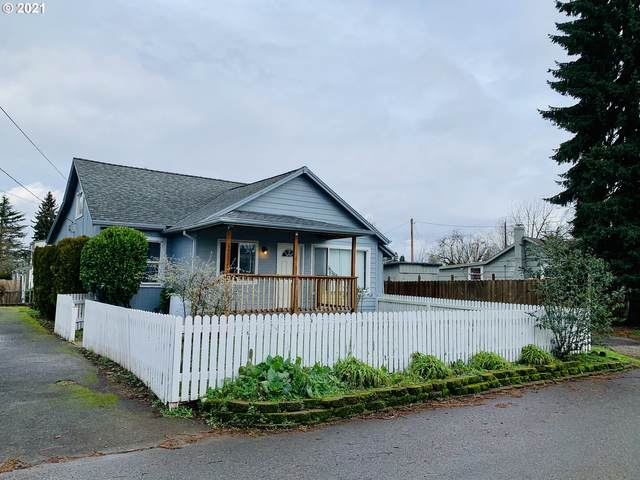 6409 NE Going St, Portland, OR 97218 (MLS #21191514) :: RE/MAX Integrity