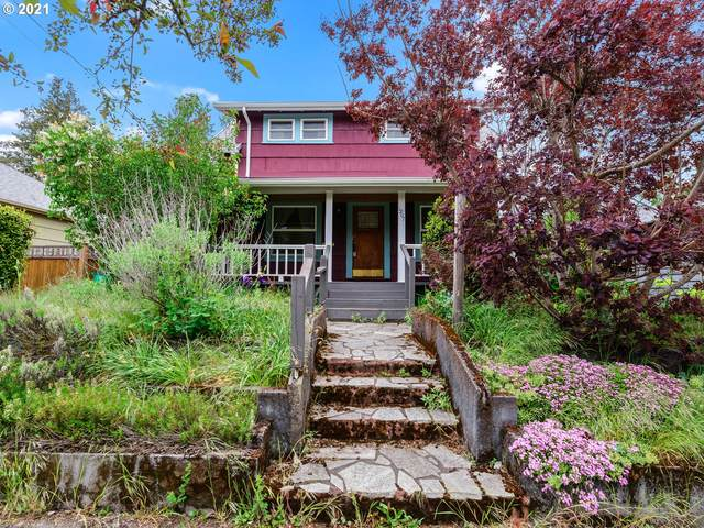 1907 NE Liberty St, Portland, OR 97211 (MLS #21191864) :: Premiere Property Group LLC