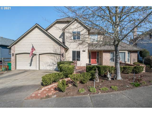16739 SW Juliann Ln, Beaverton, OR 97007 (MLS #21191879) :: Fox Real Estate Group
