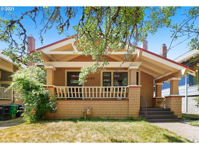 1843 SE 43RD Ave, Portland, OR 97215 (MLS #21192044) :: Next Home Realty Connection