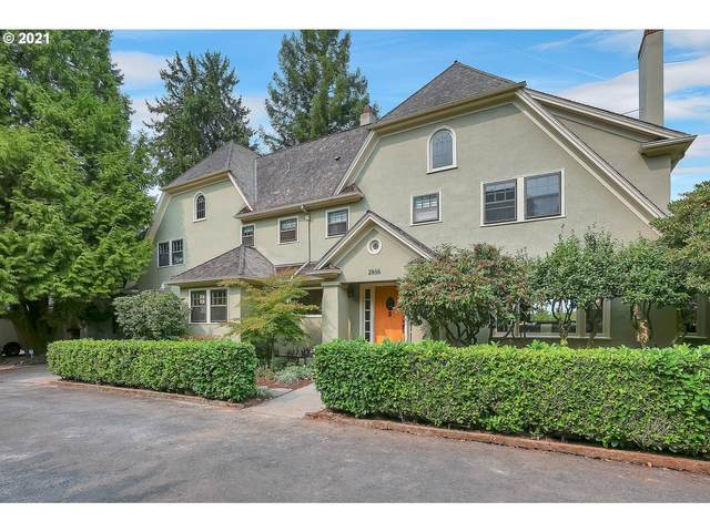 2866 NW Fairfax Ter, Portland, OR 97210 (MLS #21192204) :: Change Realty