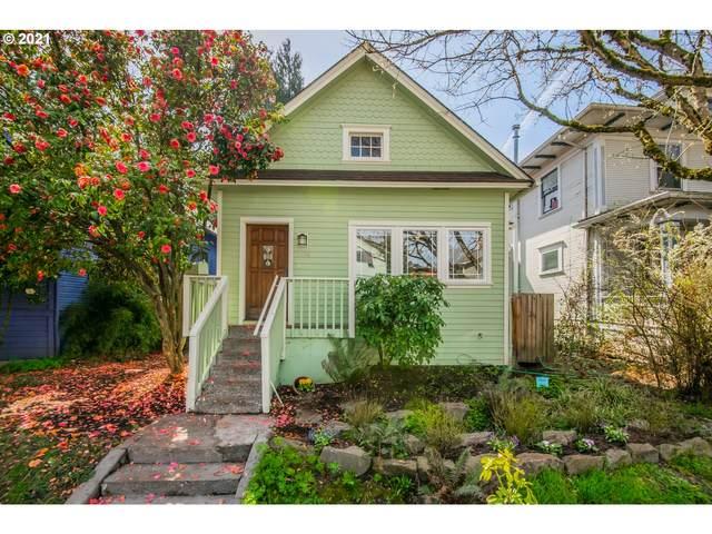 3636 SE Morrison St, Portland, OR 97214 (MLS #21192390) :: Brantley Christianson Real Estate
