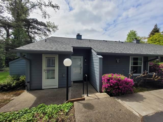 4432 SW Dickinson St #7, Portland, OR 97219 (MLS #21192437) :: Stellar Realty Northwest