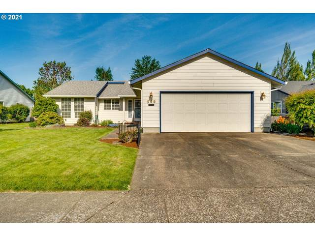 568 SW Filbert St, Mcminnville, OR 97128 (MLS #21192547) :: Cano Real Estate
