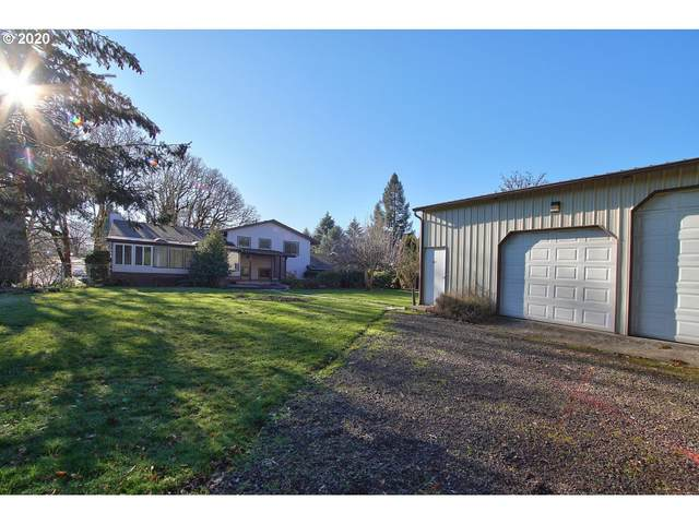 615 SW Fleishauer Ln, Mcminnville, OR 97128 (MLS #21193488) :: The Haas Real Estate Team