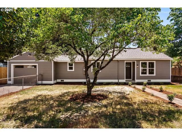 12502 SE Steele St, Portland, OR 97236 (MLS #21193580) :: Song Real Estate