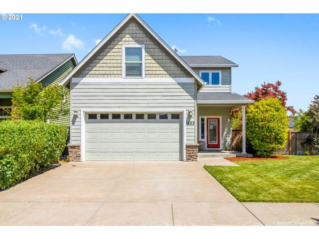 1805 Enchantment Dr, Eugene, OR 97402 (MLS #21193614) :: Townsend Jarvis Group Real Estate