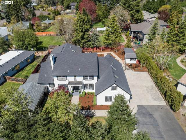 8543 SW Jamieson Rd, Portland, OR 97225 (MLS #21193749) :: Townsend Jarvis Group Real Estate