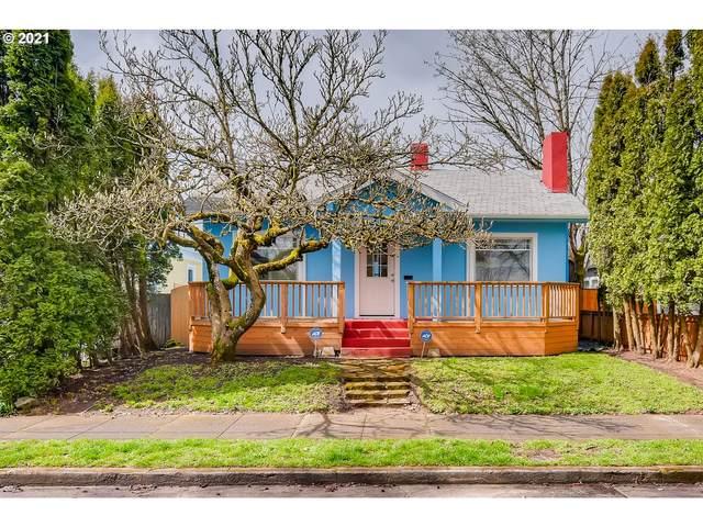 4117 SE 63RD Ave, Portland, OR 97206 (MLS #21193821) :: Beach Loop Realty