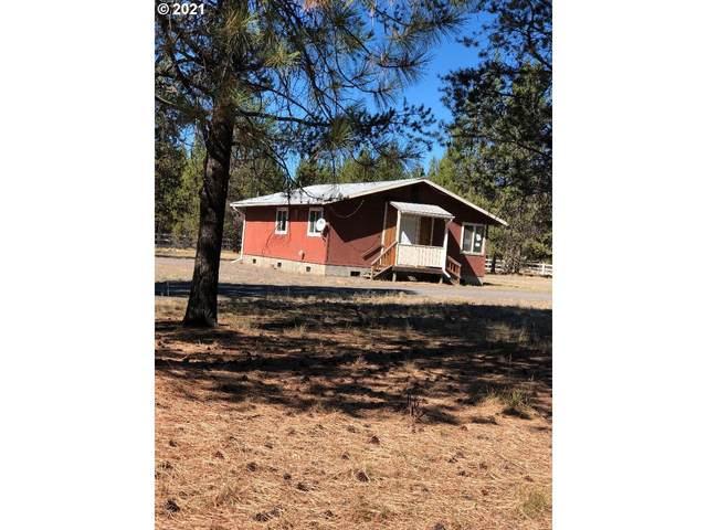 52727 Ash Dr, La Pine, OR 97739 (MLS #21193905) :: Real Estate by Wesley
