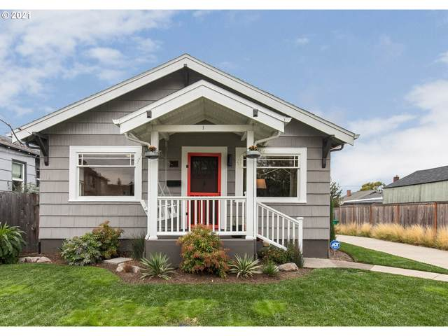 927 N Morgan St, Portland, OR 97217 (MLS #21194147) :: Real Tour Property Group