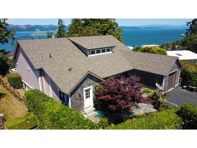 266 W Irving Ave, Astoria, OR 97103 (MLS #21194689) :: The Pacific Group