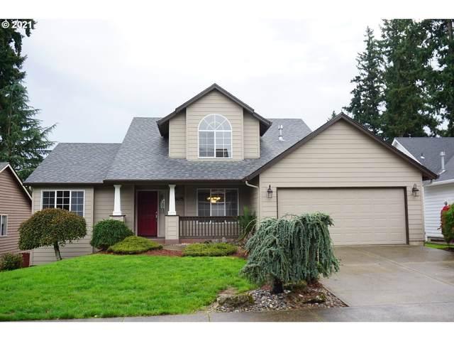6605 NE 52ND St, Vancouver, WA 98661 (MLS #21194799) :: Keller Williams Portland Central