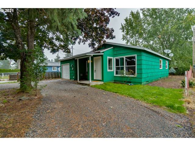 13843 SE Rhone St, Portland, OR 97236 (MLS #21195014) :: The Pacific Group