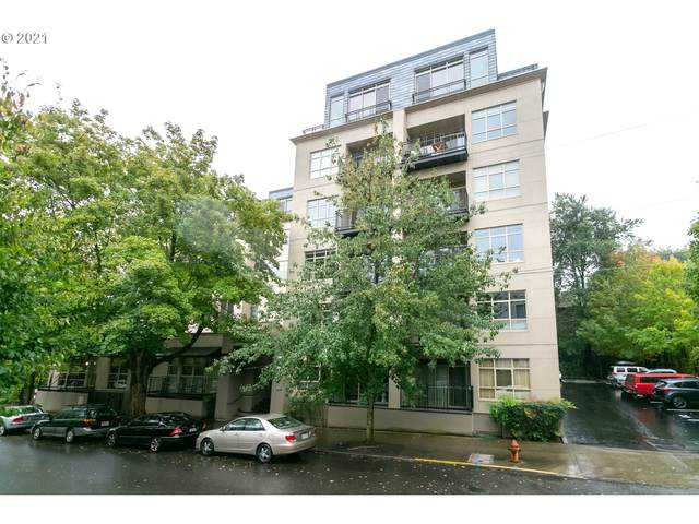 1930 NW Irving St #104, Portland, OR 97209 (MLS #21195566) :: Townsend Jarvis Group Real Estate