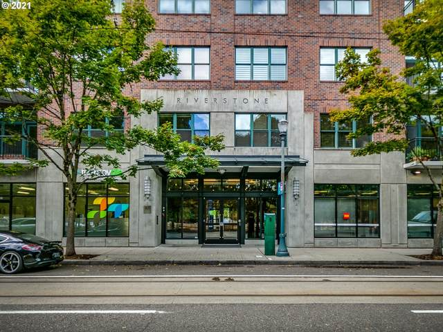 821 NW 11TH Ave #103, Portland, OR 97209 (MLS #21195687) :: Song Real Estate