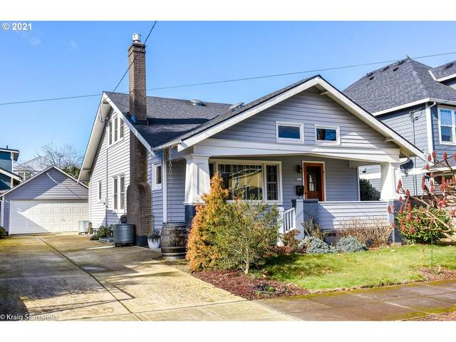 5517 NE 18TH Ave, Portland, OR 97211 (MLS #21195726) :: Holdhusen Real Estate Group