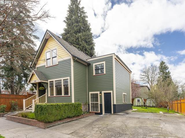 229 SE 26TH Ave, Portland, OR 97214 (MLS #21195881) :: Premiere Property Group LLC