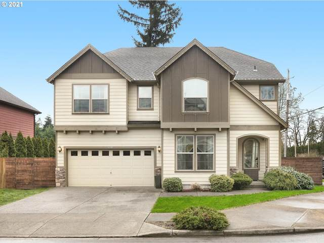 14201 NE 95TH Cir, Vancouver, WA 98682 (MLS #21195925) :: Fox Real Estate Group