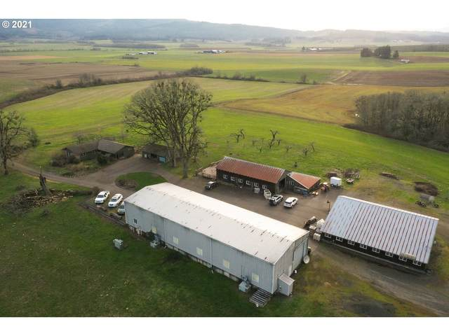 11665 Airlie Rd, Monmouth, OR 97361 (MLS #21196015) :: Coho Realty