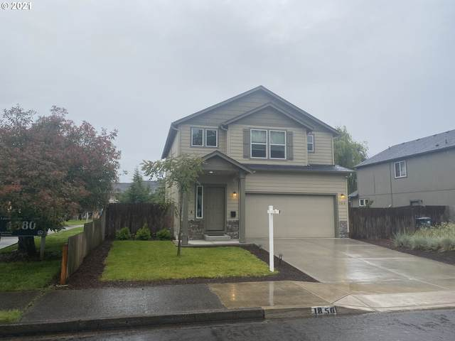 1850 Cleveland St, Eugene, OR 97402 (MLS #21196096) :: Duncan Real Estate Group