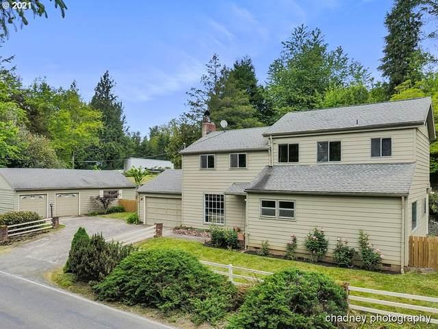 32811 SE Hurlburt Rd, Corbett, OR 97019 (MLS #21196169) :: Real Tour Property Group