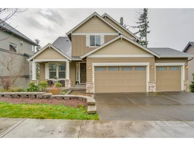 12314 SE Verlie St, Happy Valley, OR 97086 (MLS #21196301) :: Brantley Christianson Real Estate