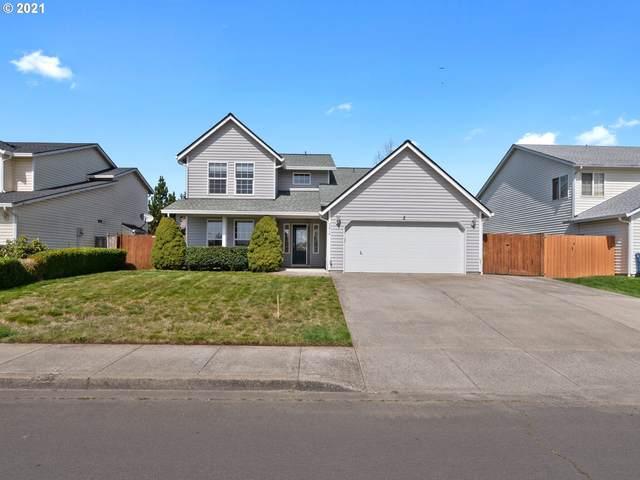 9214 NE 90TH St, Vancouver, WA 98662 (MLS #21196320) :: Brantley Christianson Real Estate