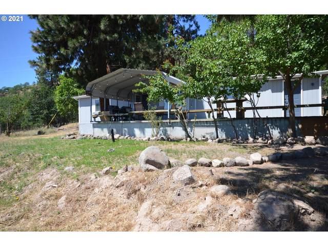 4361 Browns Creek Rd, The Dalles, OR 97058 (MLS #21196394) :: Beach Loop Realty