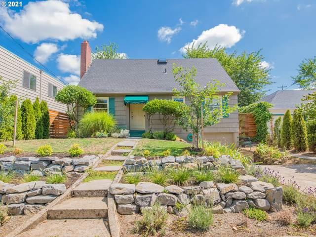 724 NE 53RD Ave, Portland, OR 97213 (MLS #21196686) :: McKillion Real Estate Group