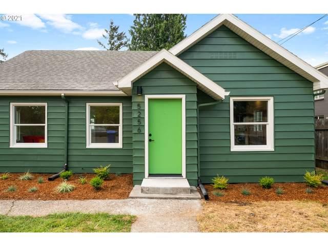 5256 SE Malden St, Portland, OR 97206 (MLS #21196748) :: Beach Loop Realty
