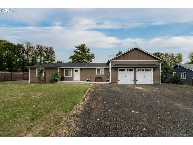 151 North Side Rd, Sutherlin, OR 97479 (MLS #21196886) :: Townsend Jarvis Group Real Estate