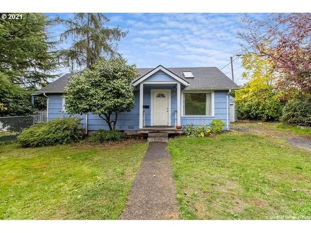 126 E 32ND Ave, Eugene, OR 97405 (MLS #21196899) :: Triple Oaks Realty