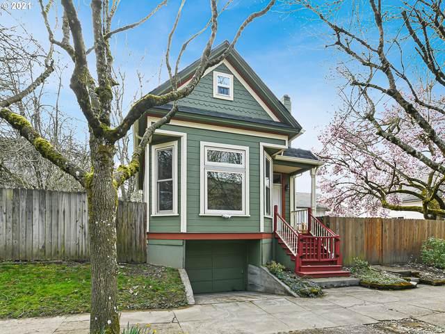 1416 SE Ash St, Portland, OR 97214 (MLS #21197583) :: Song Real Estate