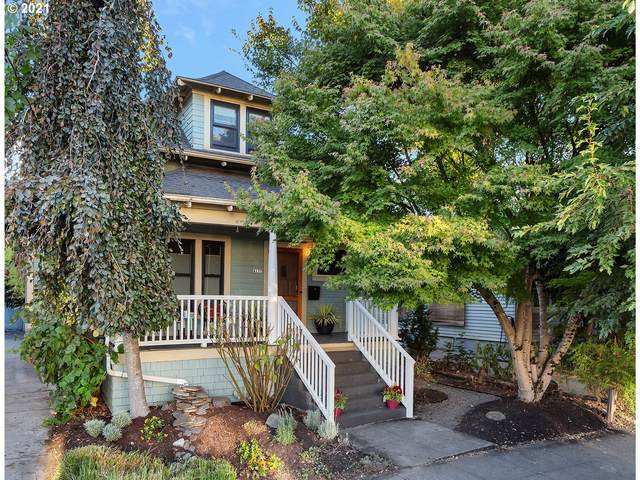 4137 NE Cleveland Ave, Portland, OR 97211 (MLS #21197865) :: Lux Properties