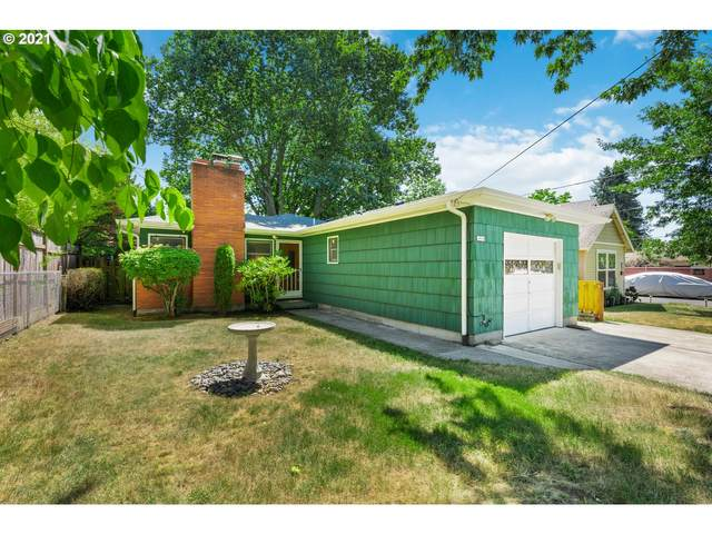 4908 SE 48TH Ave, Portland, OR 97206 (MLS #21197982) :: Song Real Estate