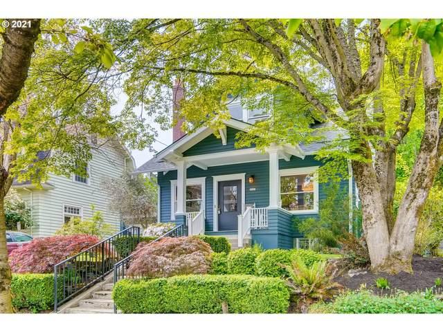 4045 N Massachusetts Ave, Portland, OR 97227 (MLS #21198004) :: Cano Real Estate
