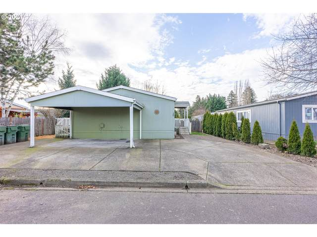 300 S Everest Rd #30, Newberg, OR 97132 (MLS #21198265) :: Fox Real Estate Group