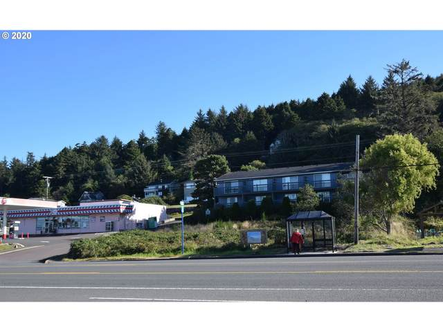 400 NE Hwy 101, Depoe Bay, OR 97341 (MLS #21198284) :: Real Tour Property Group