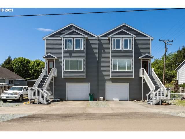 17990 Old Pacific Hwy, Rockaway Beach, OR 97136 (MLS #21198291) :: Townsend Jarvis Group Real Estate